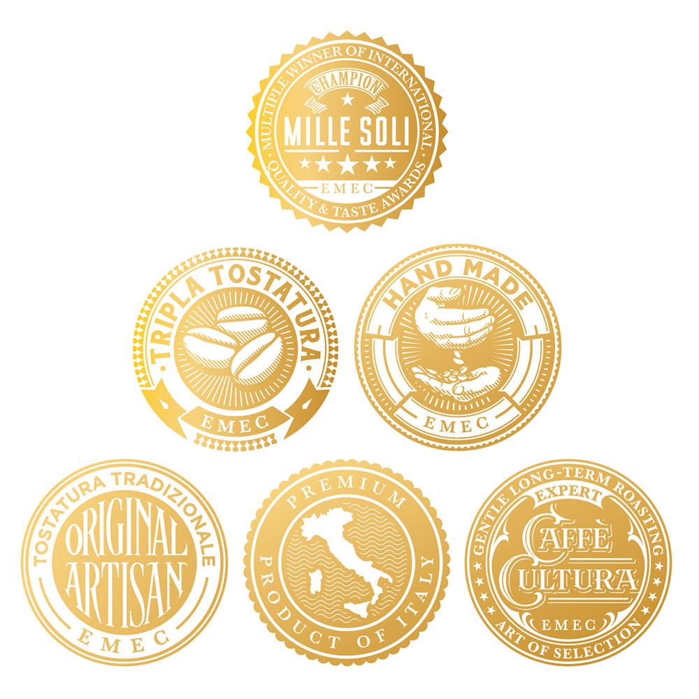 MILLE SOLI - BIO Caffè Espresso - 1000g - Bohnen