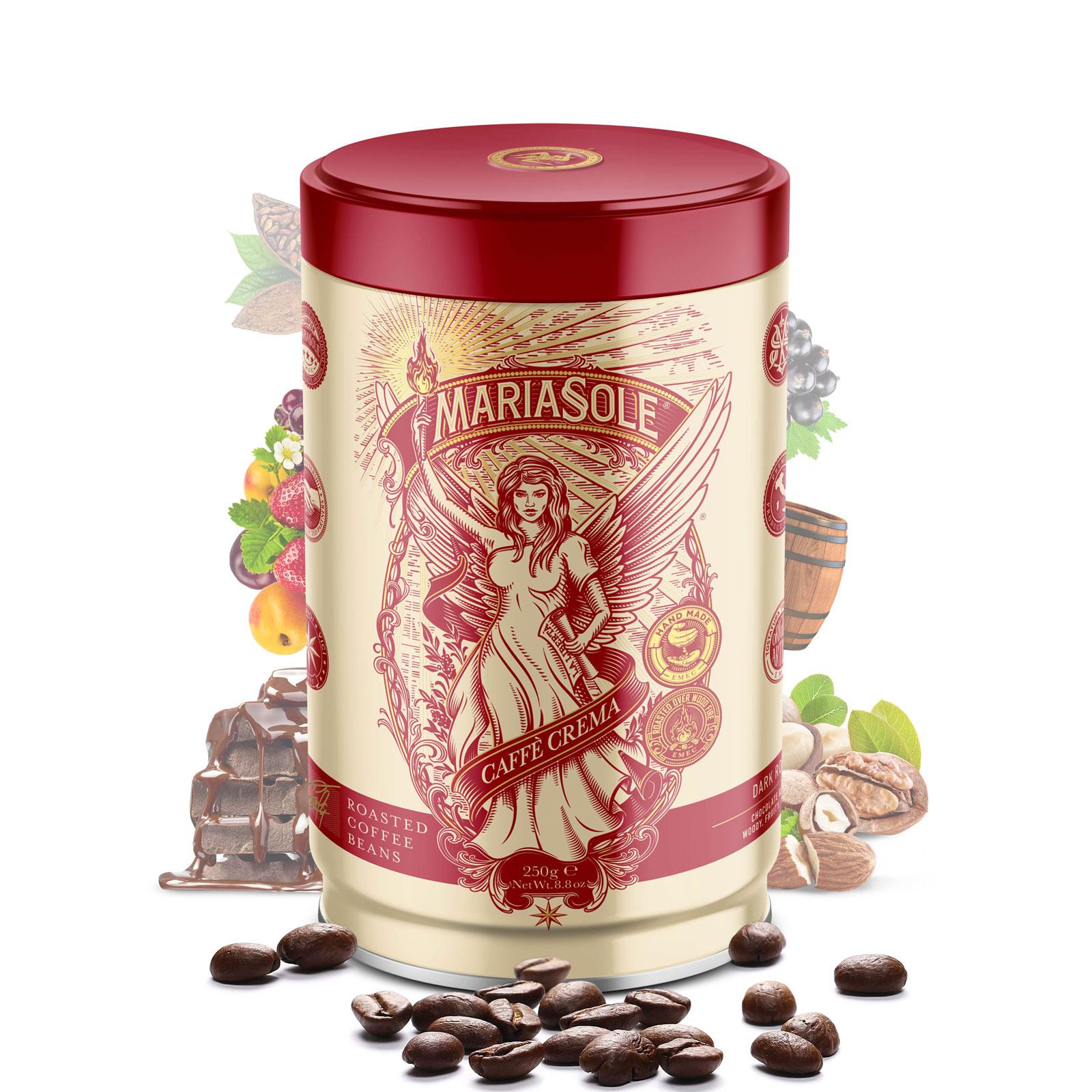 MARIASOLE - Caffè  Espresso - 250g - Bohnen